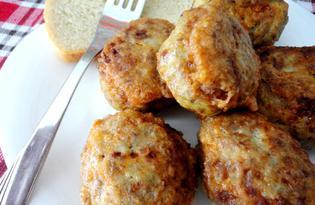 Гречаники с мясом (пошаговый фото рецепт)