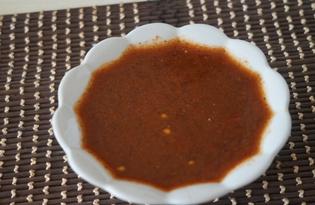 Домашний соус барбекю для мяса (пошаговый фото рецепт)