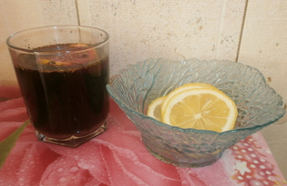 Домашний глинтвейн (пошаговый фото рецепт)