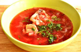 Суп с овощами и булгуром (пошаговый фото рецепт)
