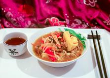 Азиатский суп с цветной капустой (пошаговый фото рецепт)