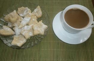 Печенье «Хрустящее» (пошаговый фото рецепт)