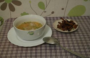 Супчик с фрикадельками (пошаговый фото рецепт)