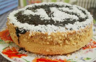Бисквитный торт в мультиварке SATURN ST MC 9180 (пошаговый фото рецепт)