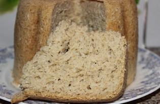 Хлеб с овсяными хлопьями в хлебопечке (пошаговый фото рецепт)