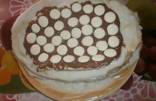 Торт «Несравненный» (пошаговый фото рецепт)