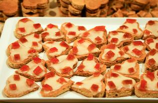 Печенье к Пасхе (пошаговый фото рецепт)