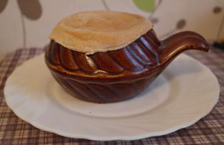 Картофель с мясом в горшочках (пошаговый фото рецепт)