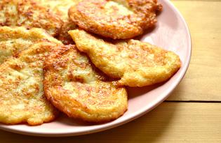 Оладушки из овсяной каши (пошаговый фото рецепт)