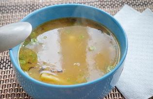 Суп с бобовыми (пошаговый фото рецепт)