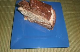 Торт «Тающее чудо» (пошаговый фото рецепт)