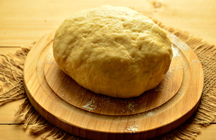 Тесто для курника на майонезе (пошаговый фото рецепт)