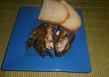 Консервы из салаки (пошаговый фото рецепт)