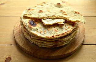 Лепешки татарские (пошаговый фото рецепт)