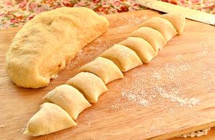 Простое тесто для пельменей и вареников (пошаговый фото рецепт)