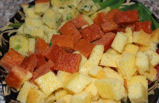 Манные клёцки для супа (пошаговый фото рецепт)