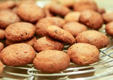 Печенье с грецкими орехами (пошаговый фото рецепт)