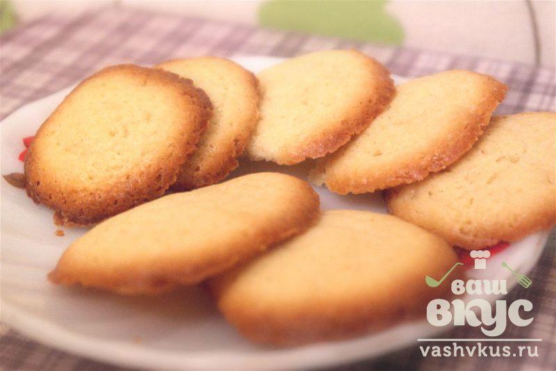 Печенье на белках рецепт с фото