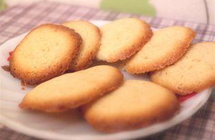 Печенье простое к чаю (пошаговый фото рецепт)