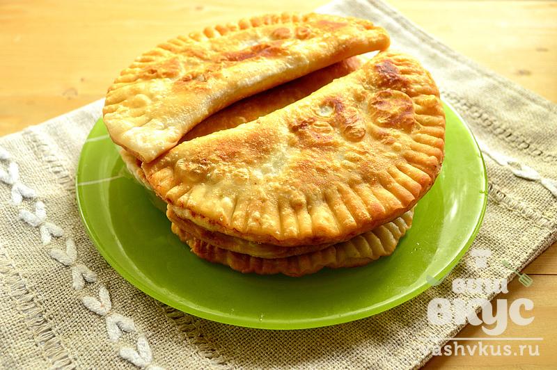 Вкусные хрустящие чебуреки рецепт с фото пошаговый