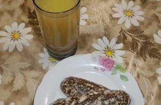 Напиток из апельсина и лимона (пошаговый фото рецепт)