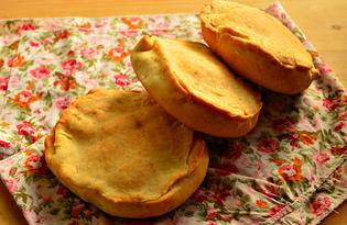Элеш – татарская выпечка (пошаговый фото рецепт)