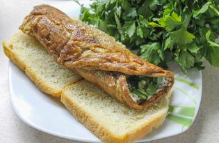 Печеночные блины с зеленым луком и майонезом (пошаговый фото рецепт)