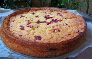 Творожно-ягодное суфле (пошаговый фото рецепт)