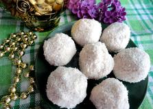 Творожные шарики с мороженым (пошаговый фото рецепт)