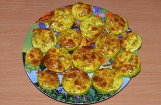 Кабачки запеченные в духовке рецепт пошаговый рецепт