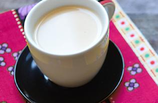 Индийский чай со специями (пошаговый фото рецепт)