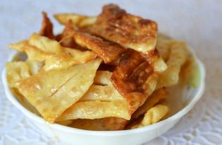 Хворост рецепт с пошагово с медом