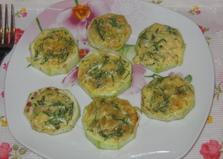 Запечённые кабачки с сыром и зеленью (пошаговый фото рецепт)