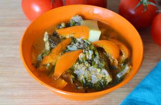 Хашлама из свинины (пошаговый фото рецепт)