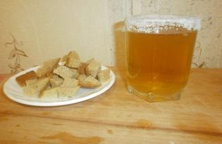Пиво по-мексикански с лимоном (пошаговый фото рецепт)