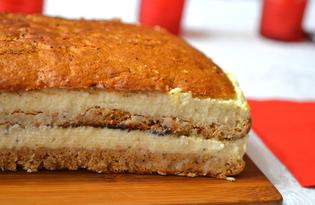 Крем для тортов с манкой (пошаговый фото рецепт)