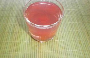 Компот из вишни «Склянка» и черешни (пошаговый фото рецепт)