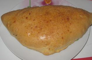 Пирожки с капустой на дрожжах (пошаговый фото рецепт)