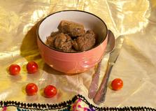 Утка с кольраби на сковороде (пошаговый фото рецепт)