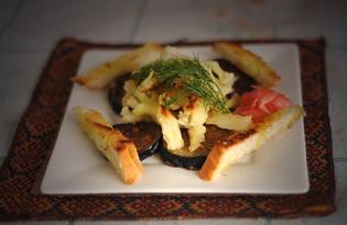 Цветная капуста с баклажаном фри (пошаговый фото рецепт)