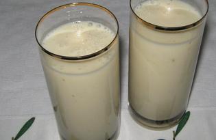 Смузи с дыней и бананом (пошаговый фото рецепт)