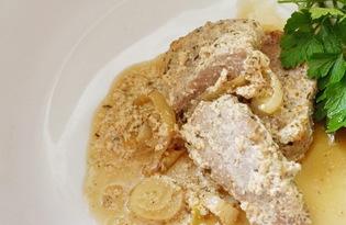 Мясо по-грузински (пошаговый фото рецепт)