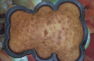 Простой и вкусный кекс (пошаговый фото рецепт)