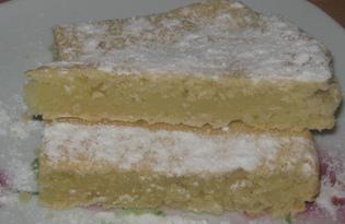 Пирог на кислом молоке (пошаговый фото рецепт)