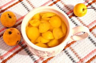 Яблочный компот для детей (пошаговый фото рецепт)