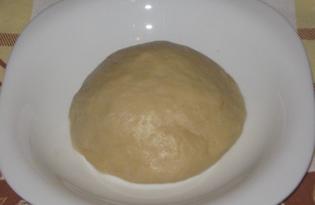 Дрожжевое тесто для печенья (пошаговый фото рецепт)