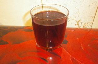 """Домашнее виноградное вино """"Изабелла"""" (пошаговый фото рецепт)"""