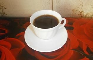 Кофе с молотой корицей в турке (пошаговый фото рецепт)