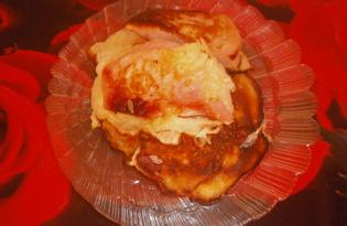 Колбаса «варенка» в кляре (пошаговый фото рецепт)