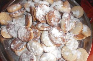 Сметанное печенье (пошаговый фото рецепт)